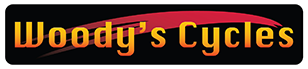 Woody's Cycles logo