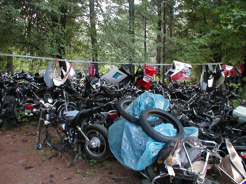 Pa Stolen Kawasaki Dirt Bikes
